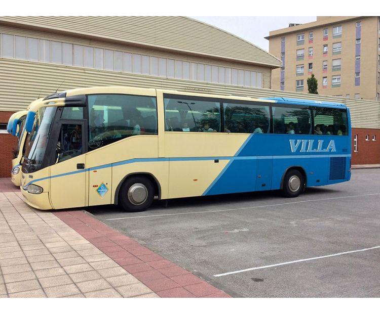 Autocar de 39 plazas