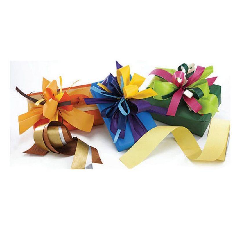 Cintas decorativas: Productos de Bolsáez - Bolsas de papel y plástico