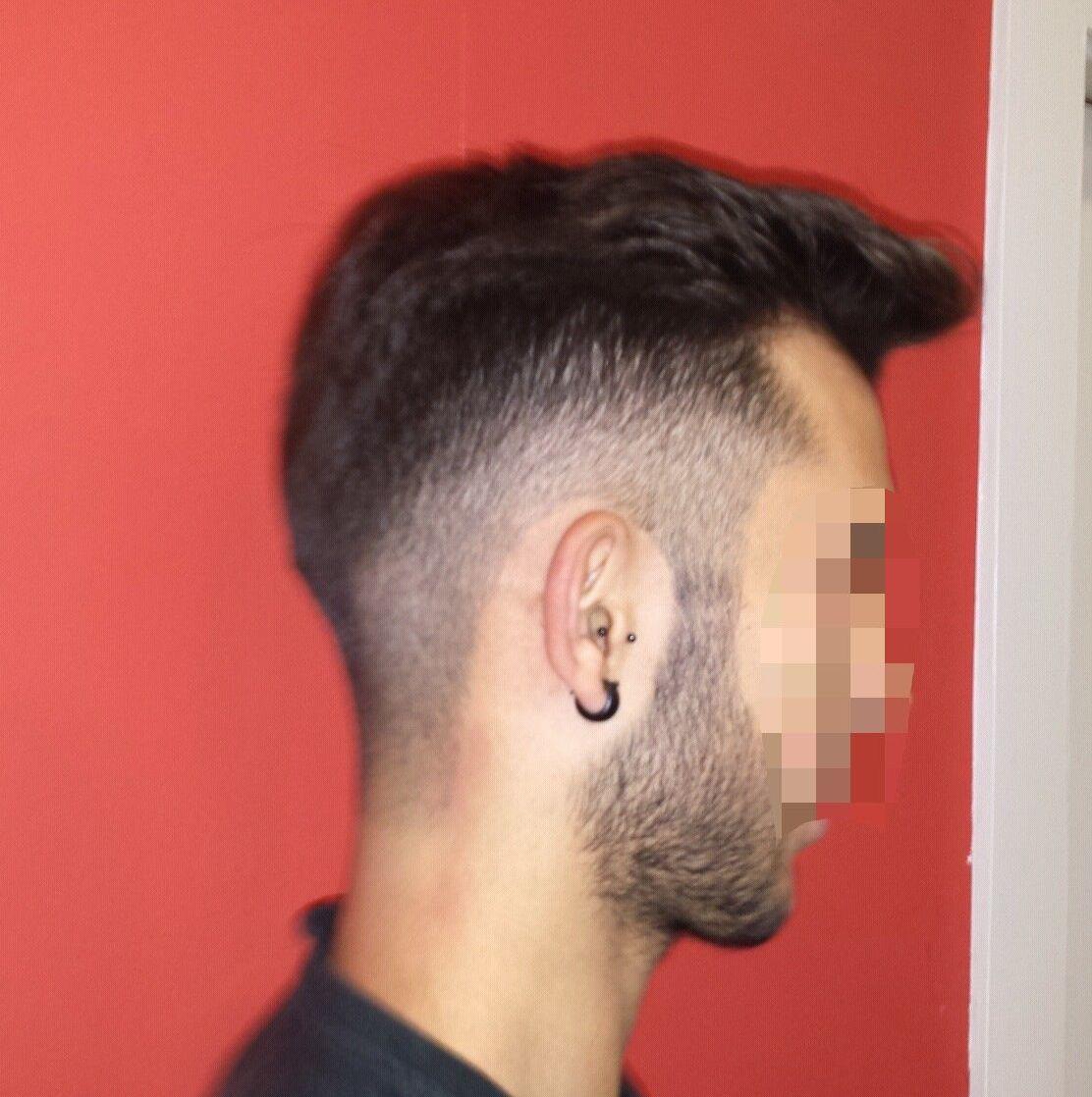 cortes de pelo cortos para caballero