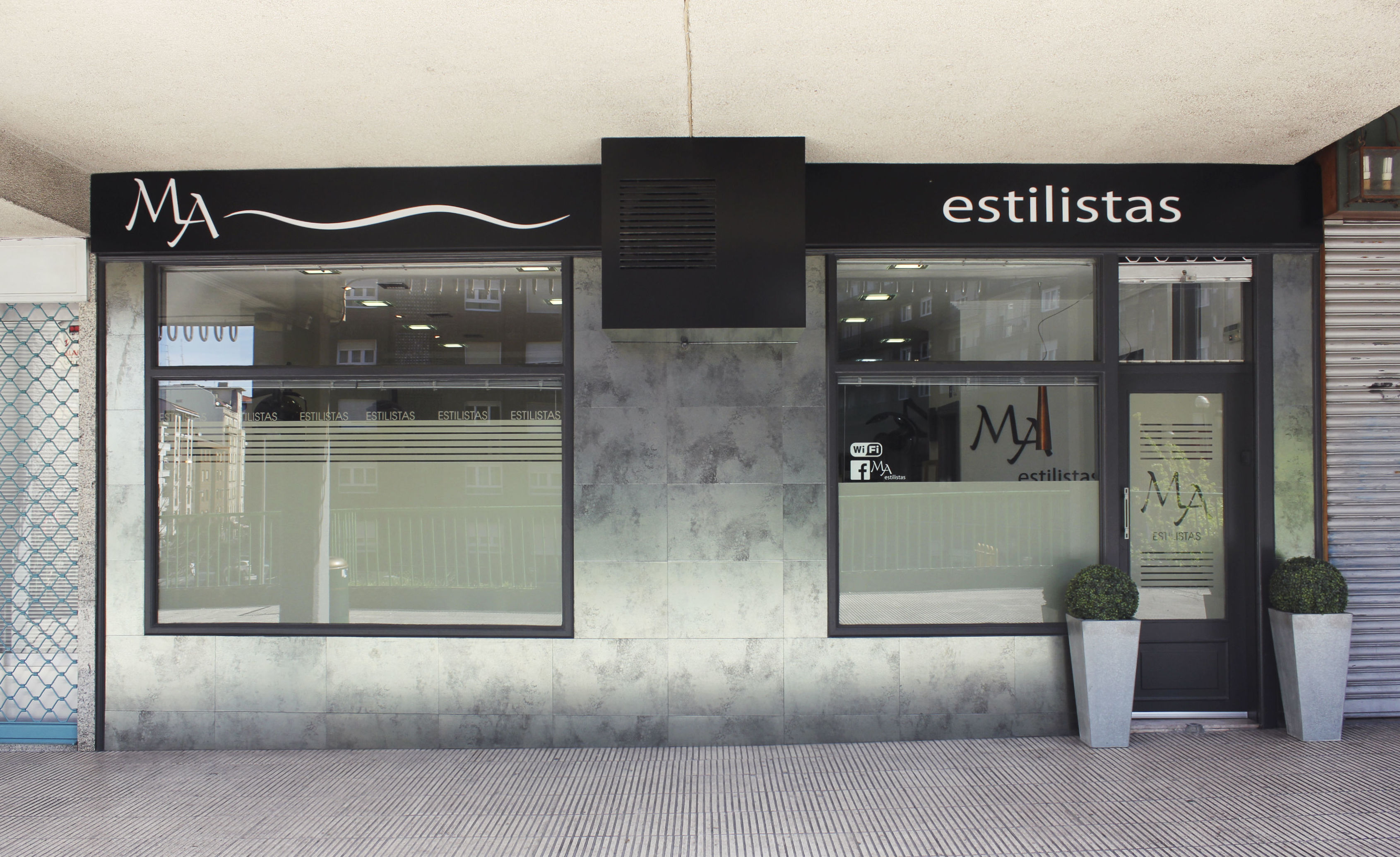 M.A. estilistas | Peluquerías en Bilbao