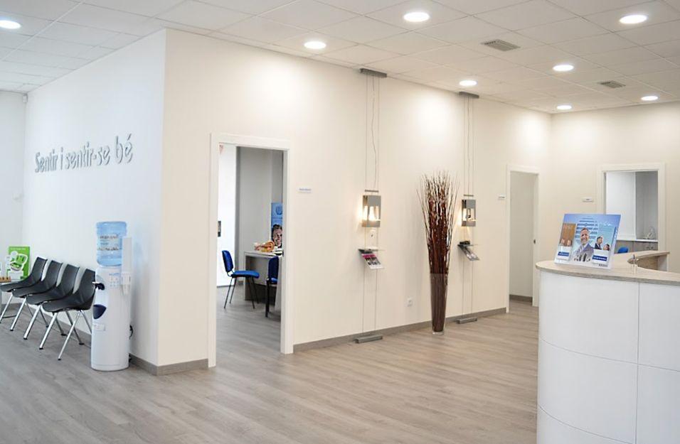 Centro auditivo de confianza en Mataró