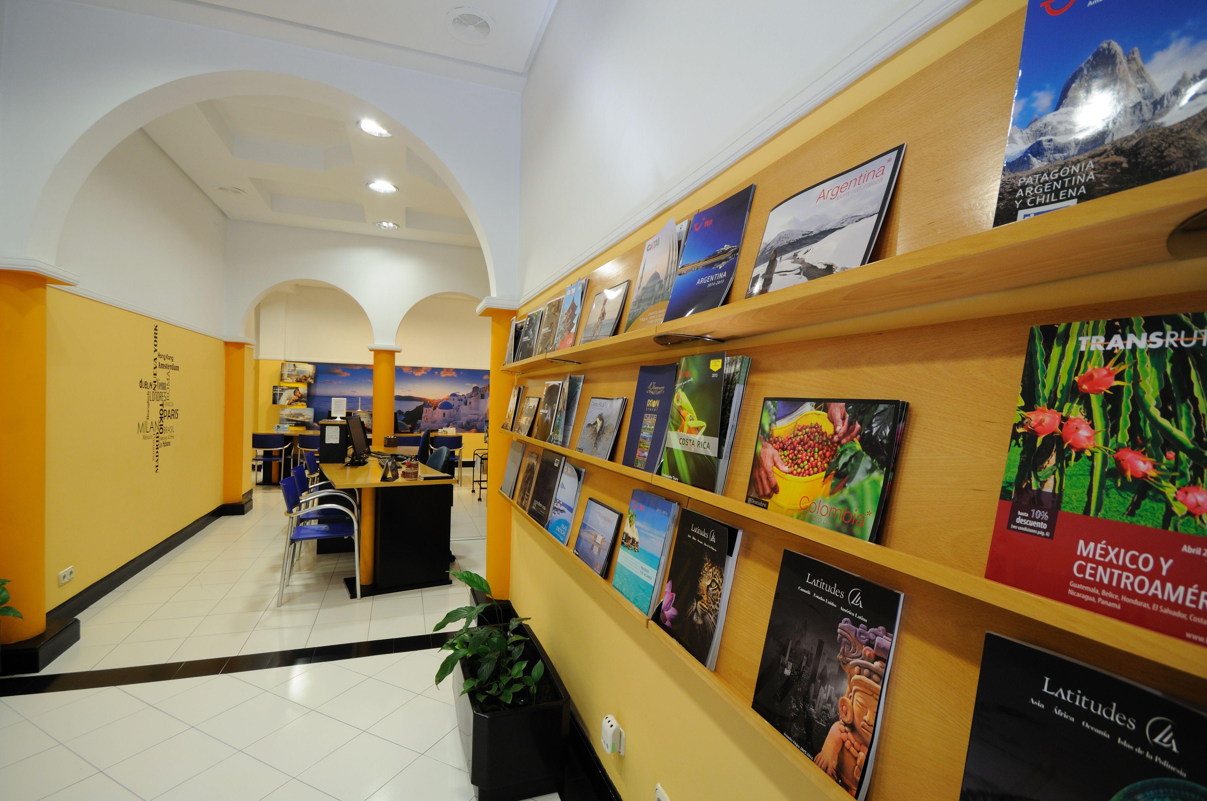 Foto 2 de Agencias de viajes en Donostia-San Sebastián | Aran Bidaiak