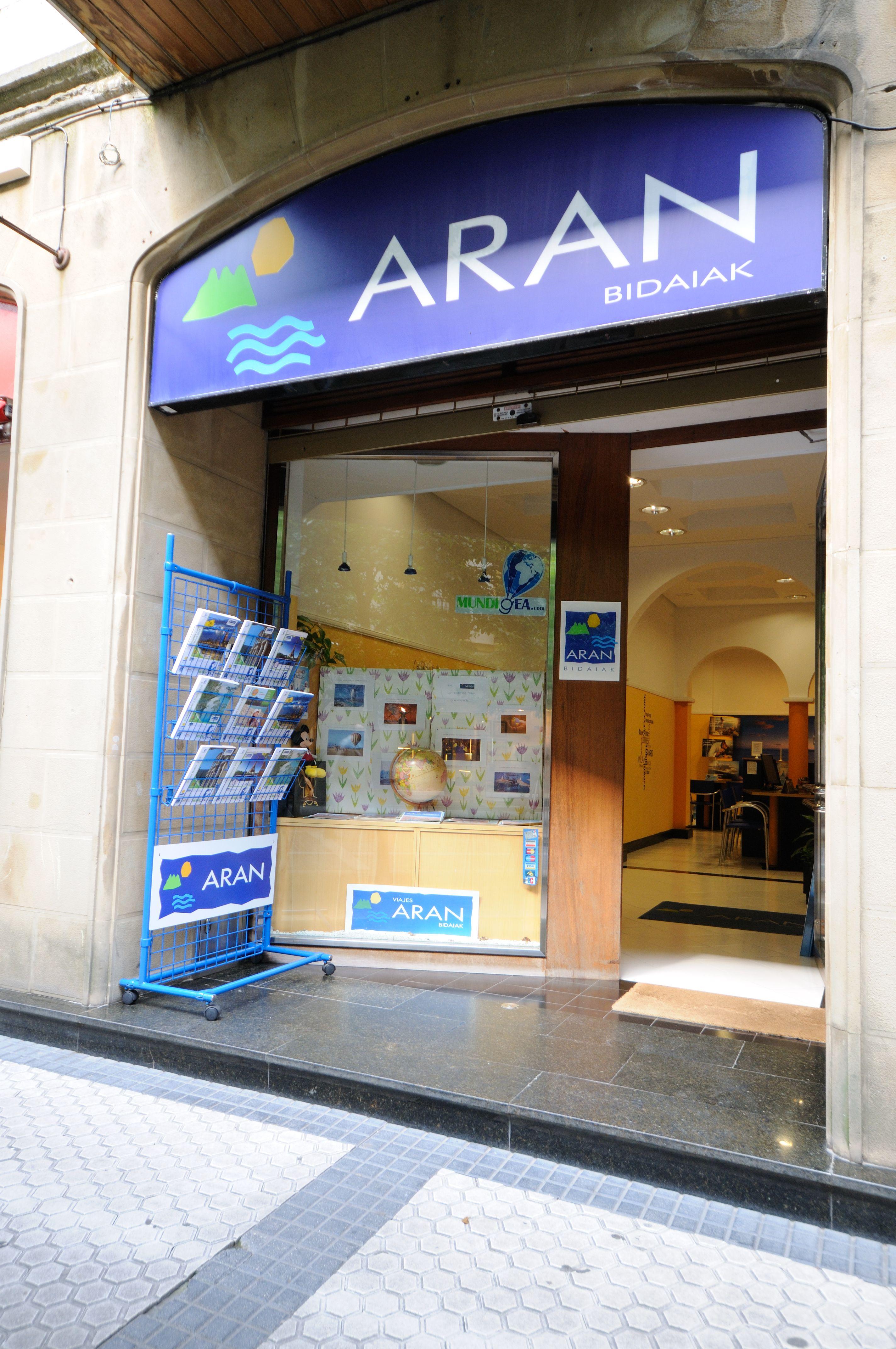 Foto 1 de Agencias de viajes en Donostia-San Sebastián | Aran Bidaiak