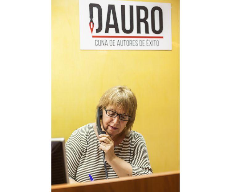 Dauro, cuna de autores de éxito, Granada