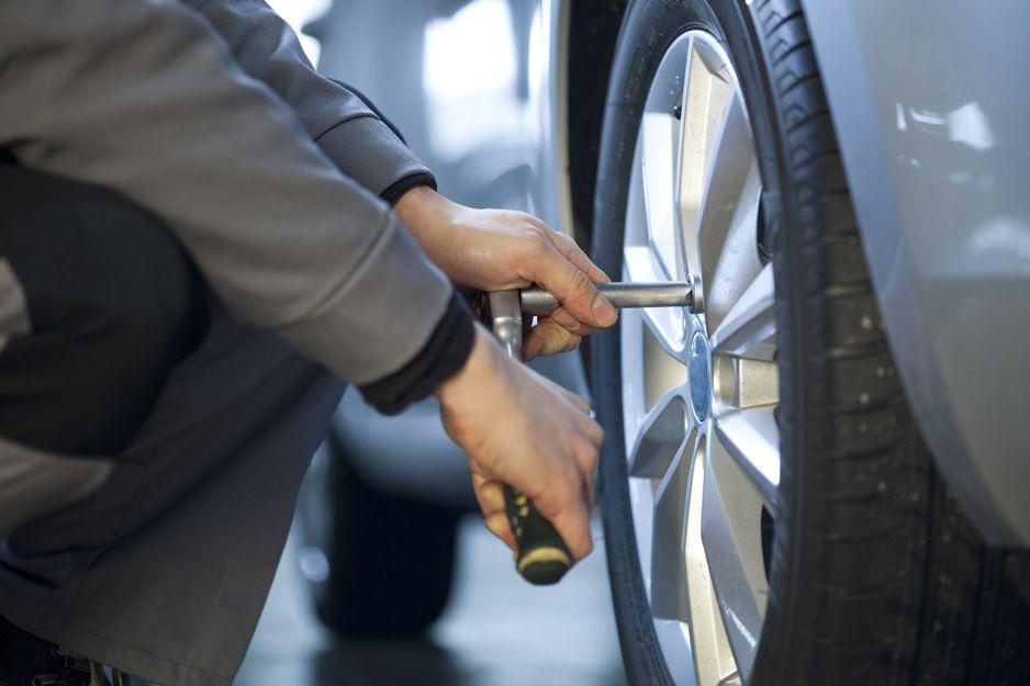 Reparación de neumáticos en Madrid