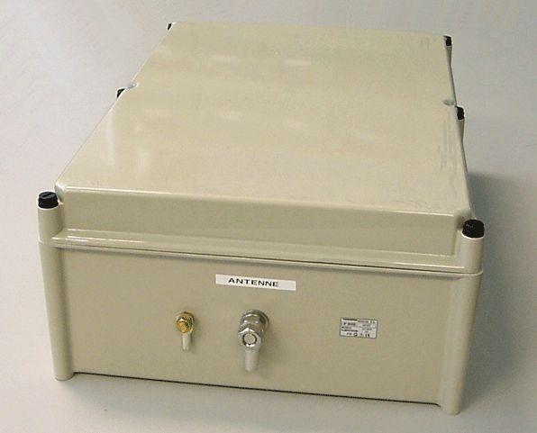 Acoplador de Recepción para Antena Vertical: Productos de Invelco, S.A.