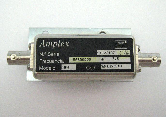 Canal Filtro VHF 16: Productos de Invelco, S.A.