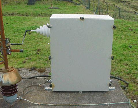Acoplador MF / HF para antena vertical 2 freq.: Productos de Invelco, S.A.