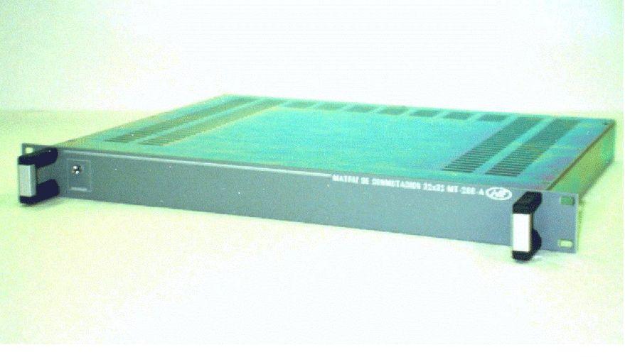 Audio-I / O Commutation Matriz: Productos de Invelco, S.A.