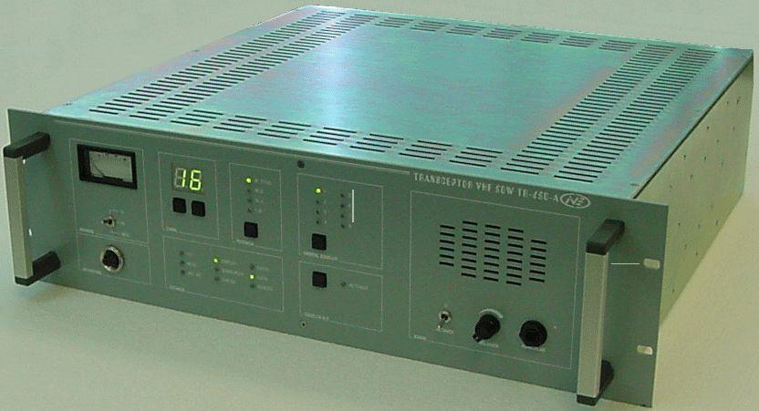 Transceptor VHF 50W: Productos de Invelco, S.A.