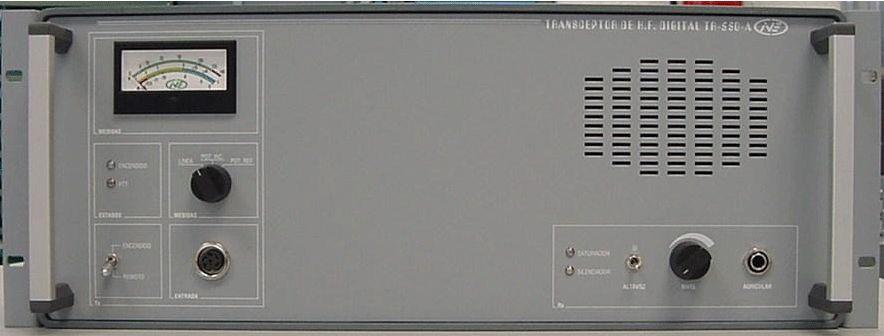 Transceptor Digital de 150W HF SDR: Productos de Invelco, S.A.