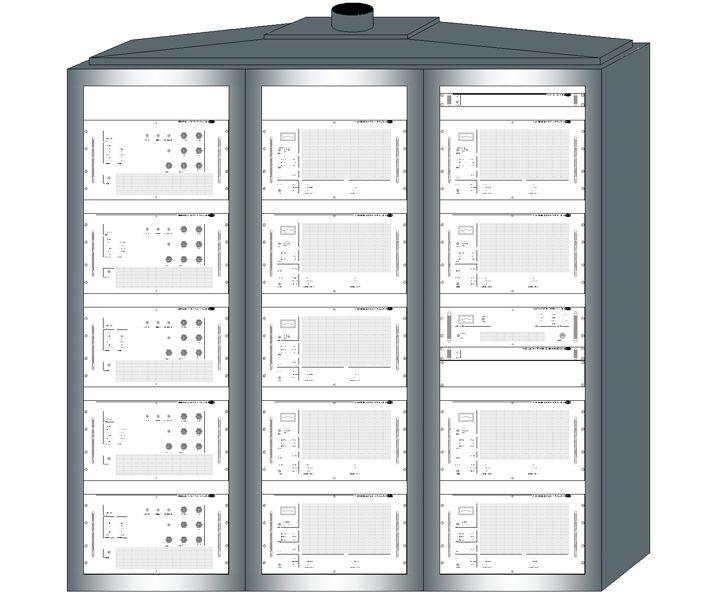 Transmisor MF / HF 10KW: Productos de Invelco, S.A.