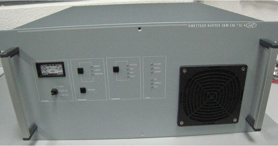 Transmisor Navtex de 2KW (490/518 KHz) Alta eficiencia: Productos de Invelco, S.A.