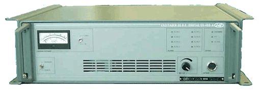 Excitador Digital MF / HF: Productos de Invelco, S.A.