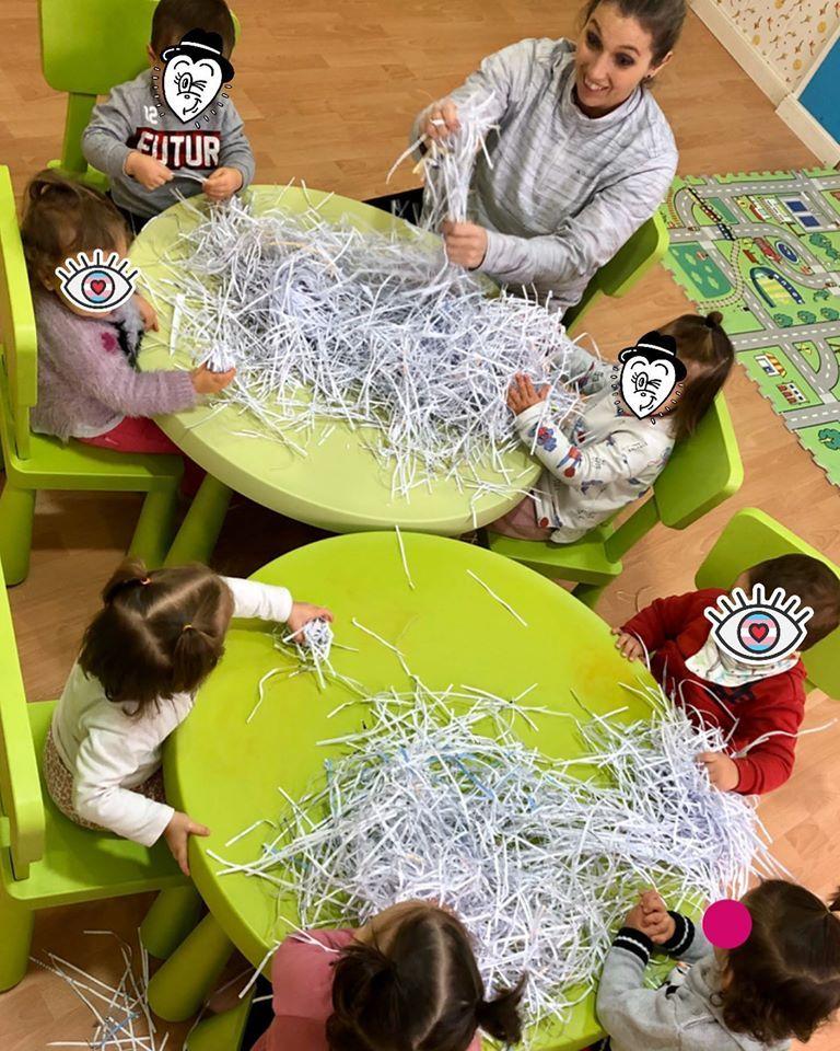 Foto 18 de Guarderías y Escuelas infantiles en  | Escuela Infantil Cascabel