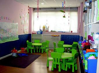 Escuela infantil en Sanse