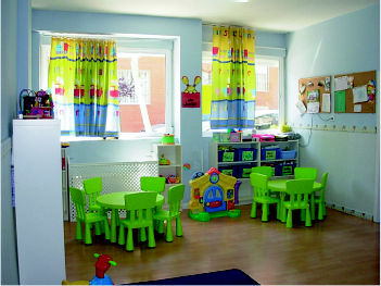 Foto 12 de Guarderías y Escuelas infantiles en San Sebastián de los Reyes | Escuela Infantil Cascabel