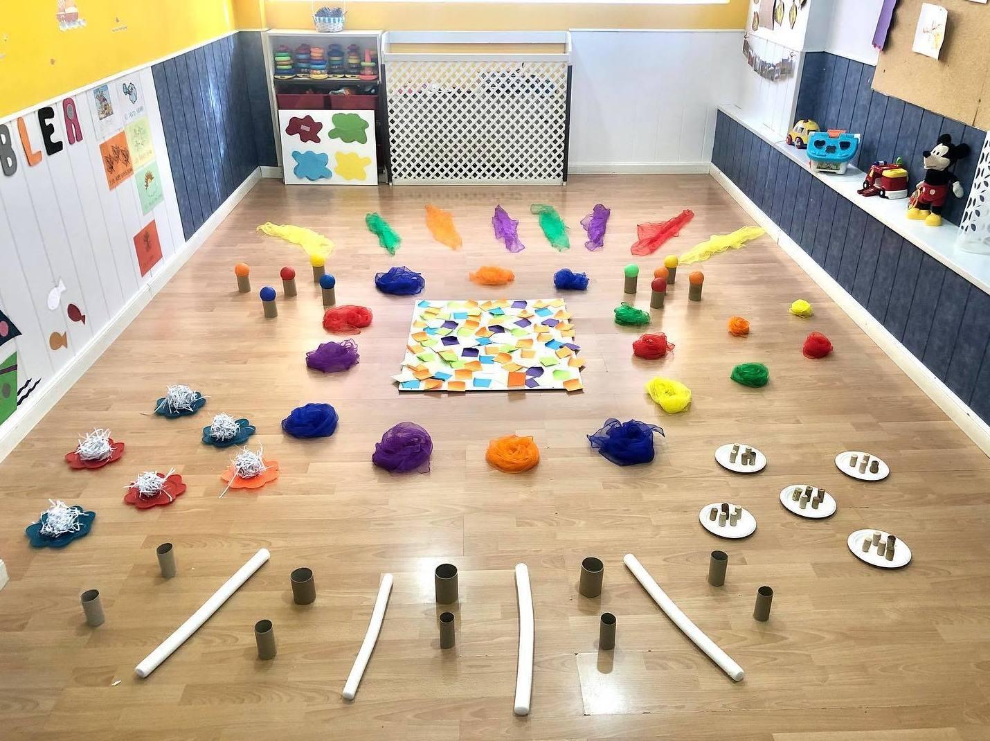¡Día de Los Derechos del Niño y de la Niña!. Nueva instalación para disfrutar del juego libre.