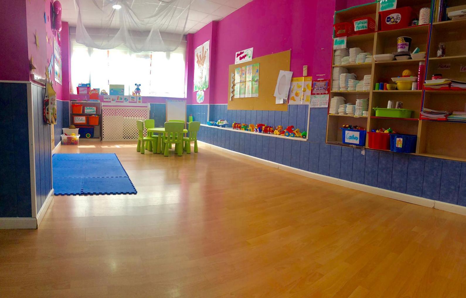 Foto 10 de Guarderías y Escuelas infantiles en  | Escuela Infantil Cascabel