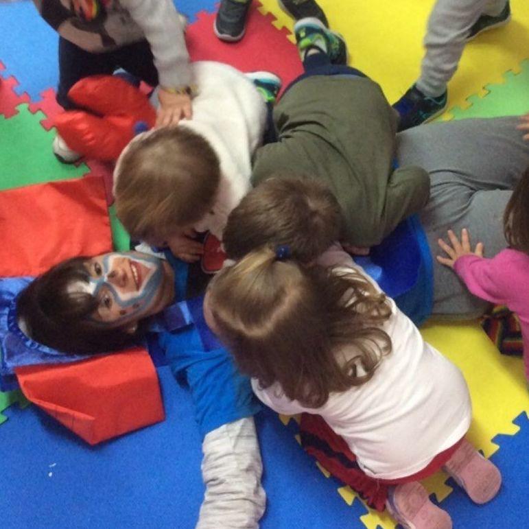 Escuela Infantil en San Sebastián de los Reyes