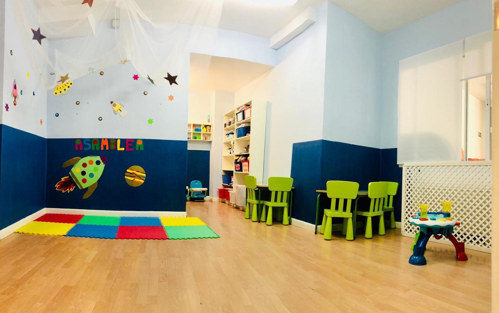 Escuela infantil Asamblea