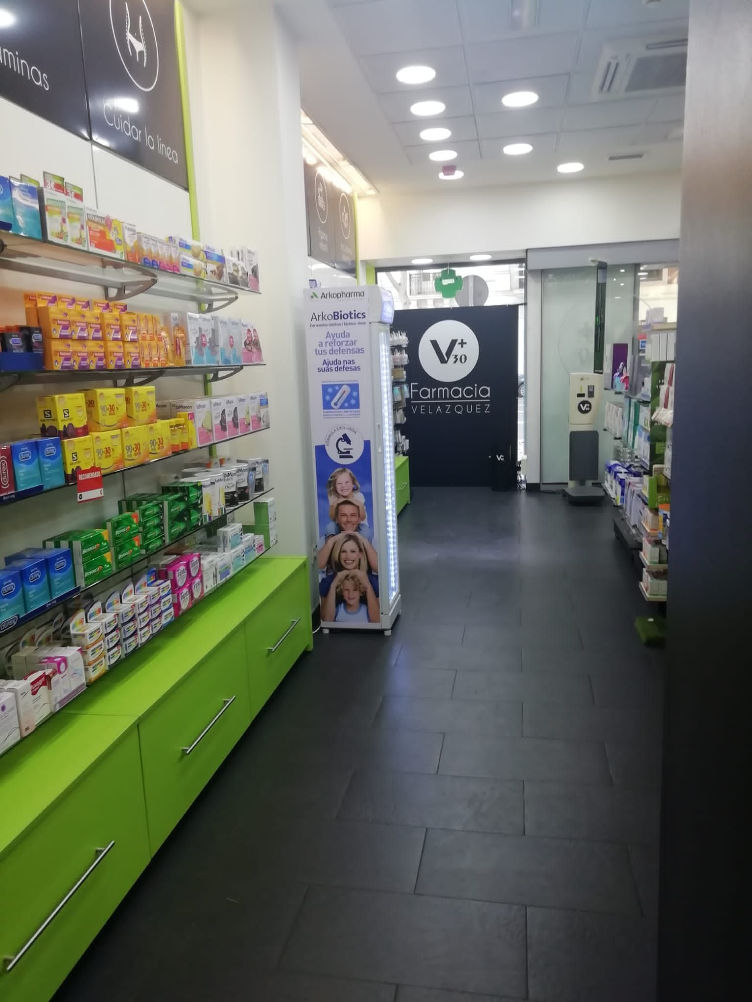 ¿Buscas productos de dermocosmética en Barrio de Salamanca?