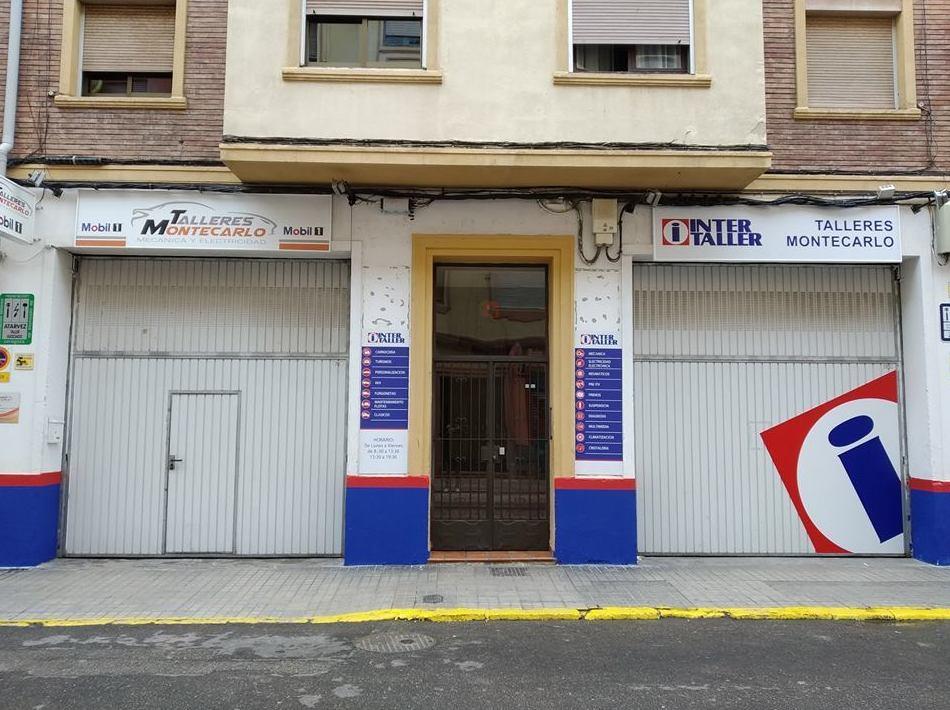 Foto 6 de Taller de automóviles en Zaragoza | Talleres Montecarlo