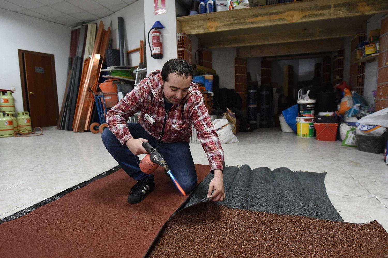 Reparación de tejados en Oviedo