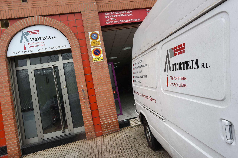 Empresa de reparación de humedades en Oviedo