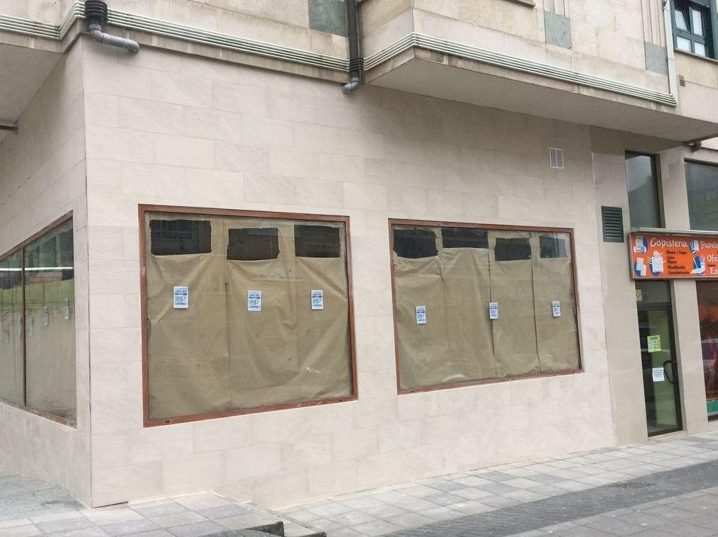Reformas de locales comerciales en Oviedo