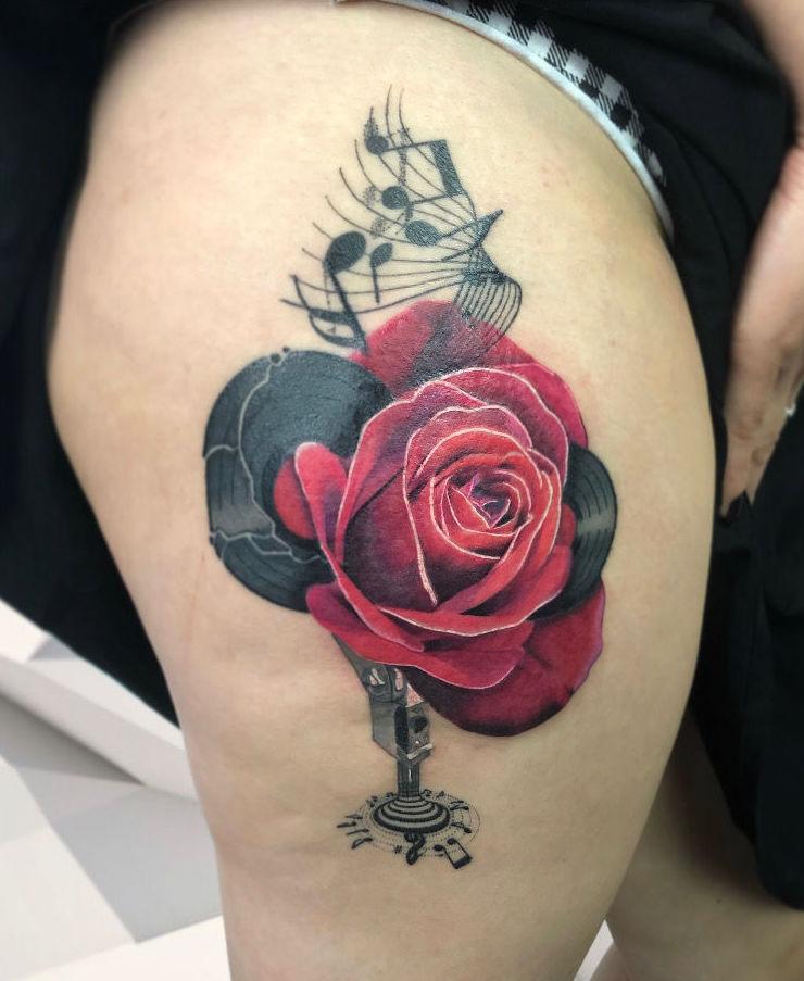 Foto 1 de Tatuajes y piercings en  | Art Factory Bcn Tattoo