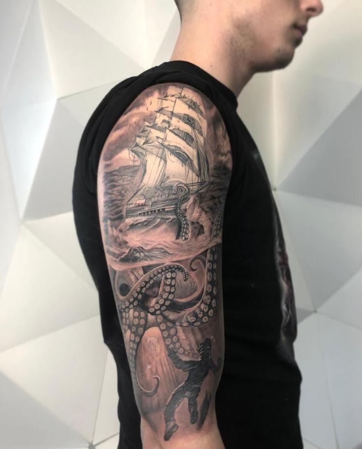 Foto 2 de Tatuajes y piercings en  | Art Factory Bcn Tattoo