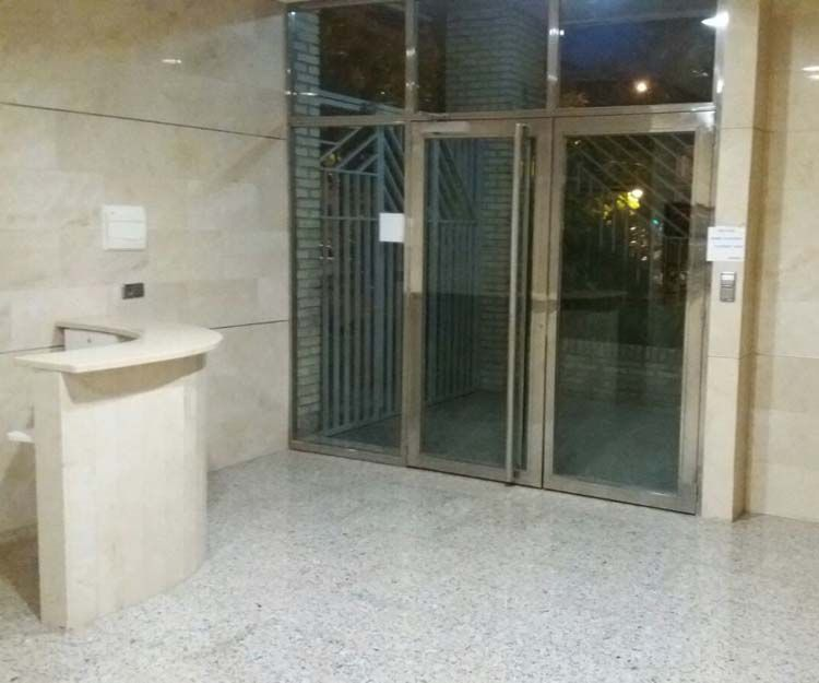 Rehabilitación de zaguanes en Murcia