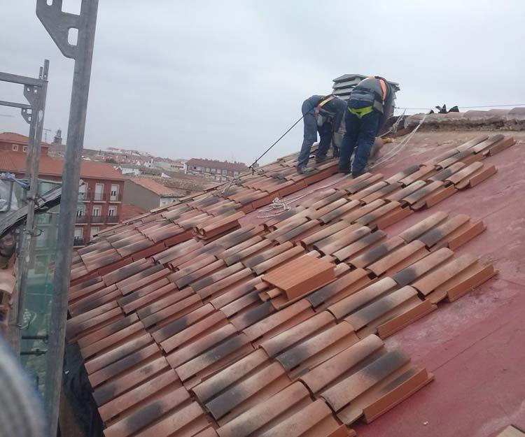Reformas de tejados en Murcia