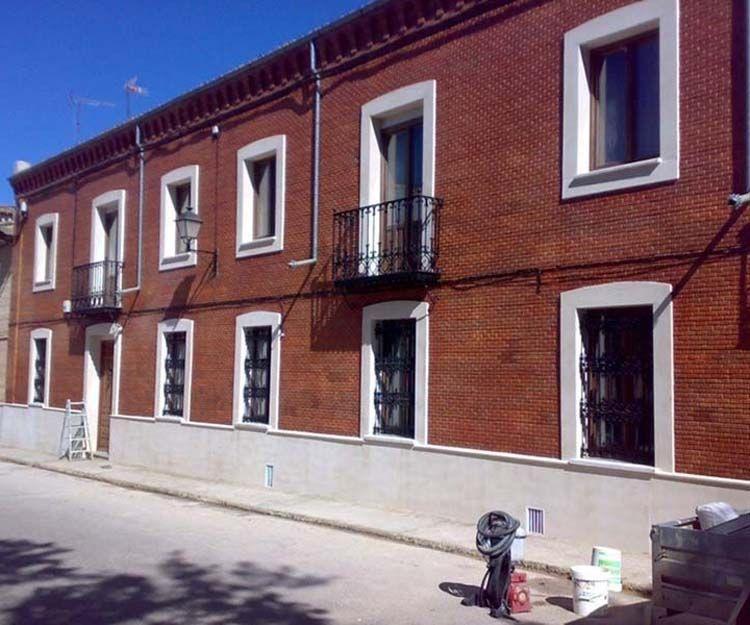 Rehabilitación de fachadas en Murcia