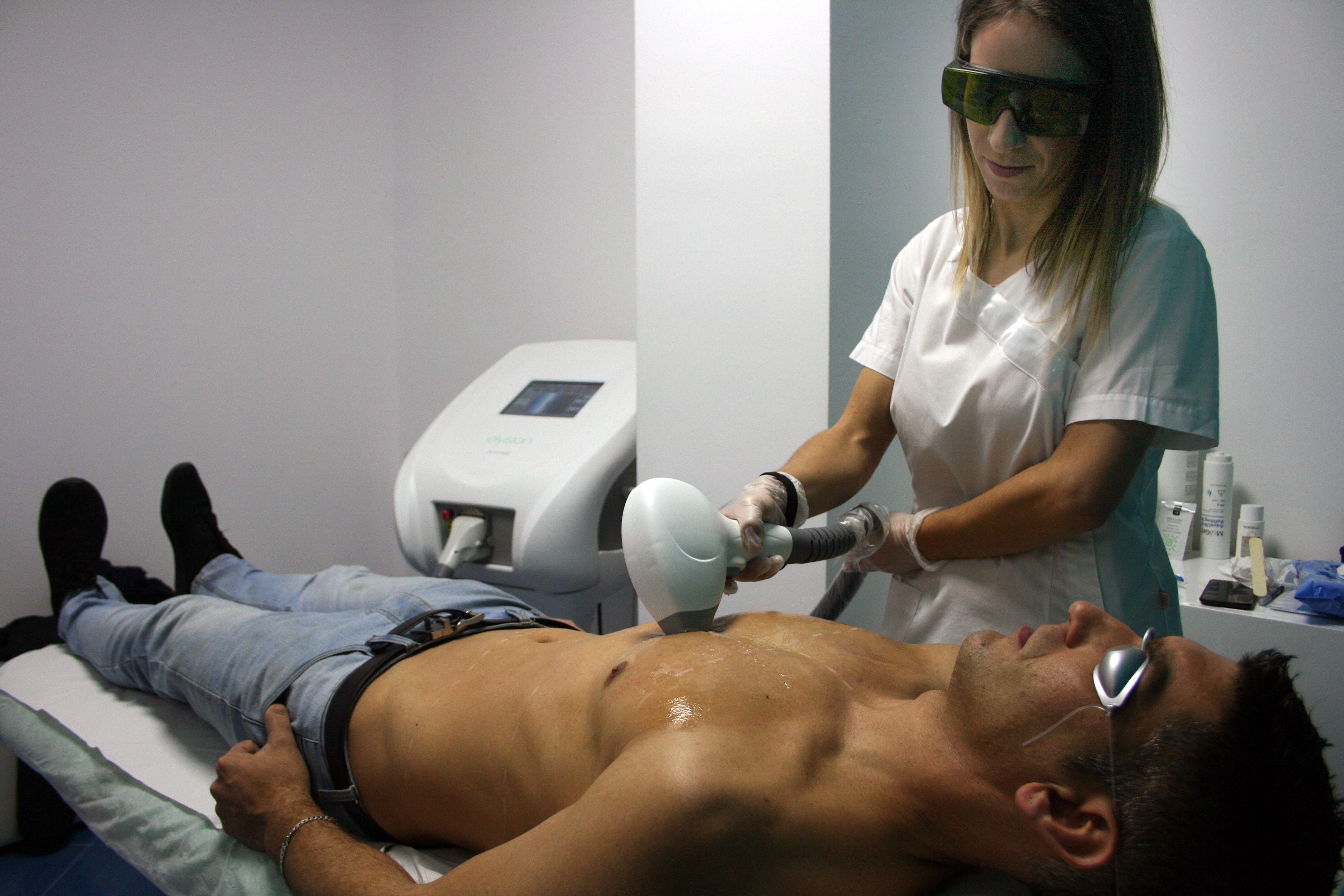 Láser de diodo ideal para todo tipo de pieles