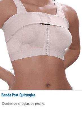 Control de cirugías de pecho