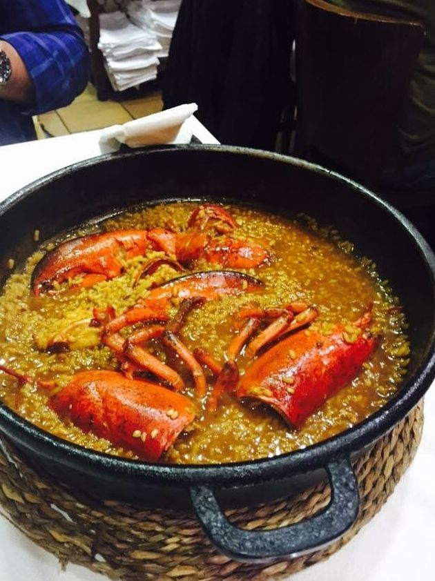 Especialistas en arroces y paellas