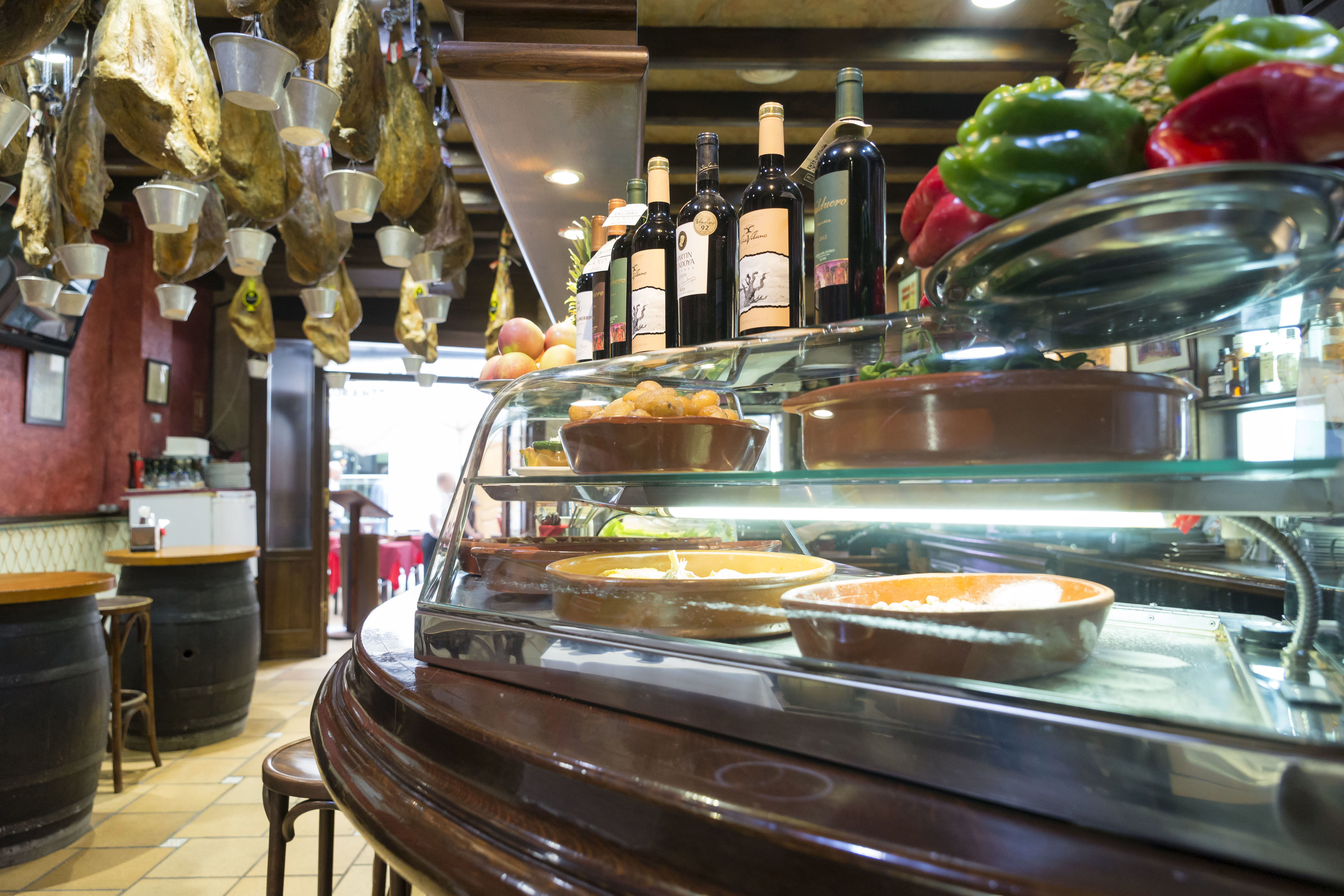 Restaurante para comer bien en Alicante