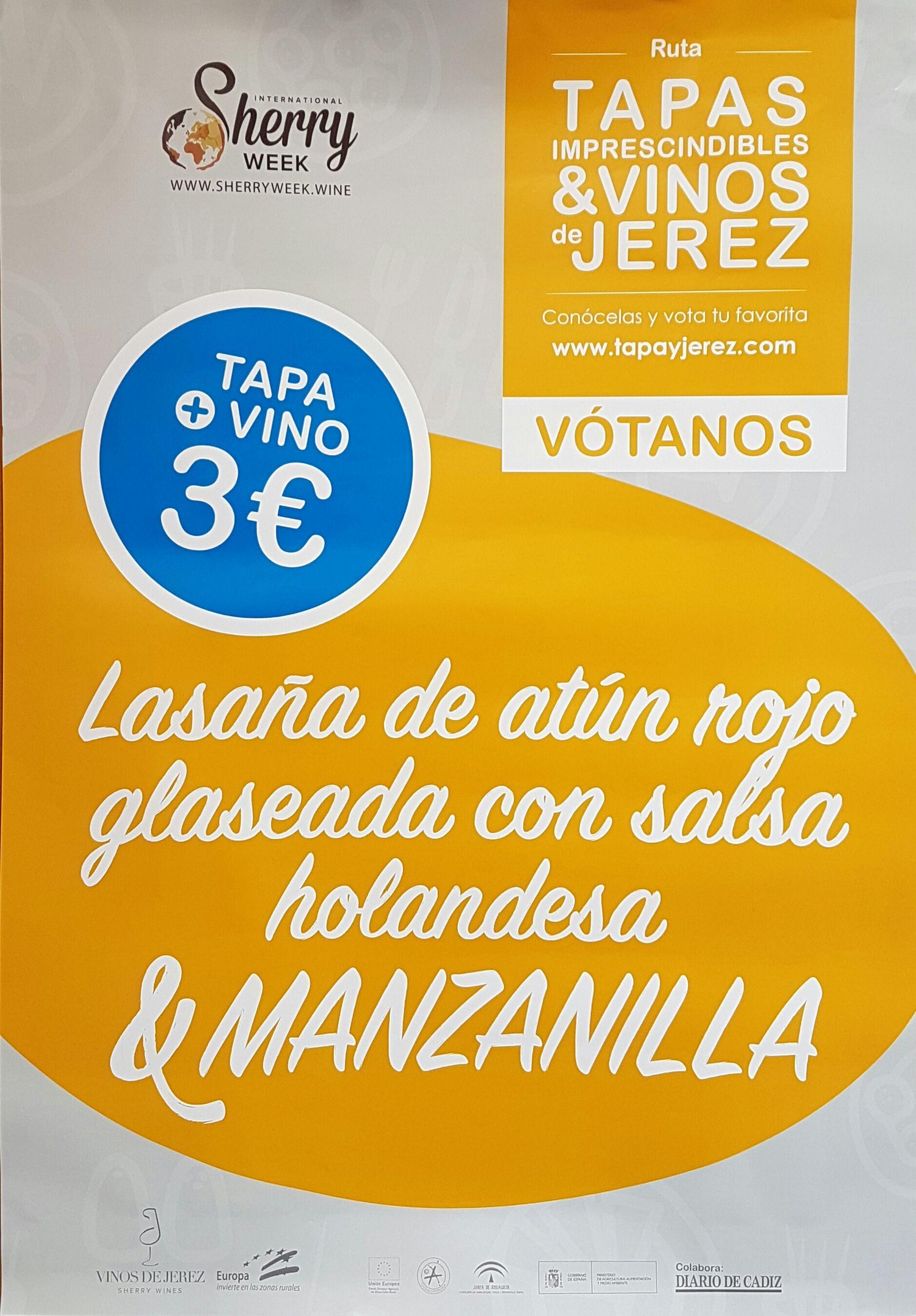 Ruta de las Tapas Imprescindibles & Jerez