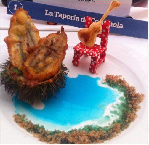 Tapa dedicada: Nuestros platos de La Tapería de Columela