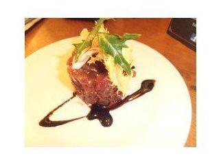 Tartar de atún: Nuestros platos de La Tapería de Columela