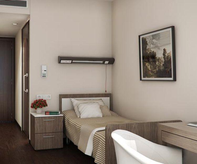 Centro residencial para personas mayores en Girona