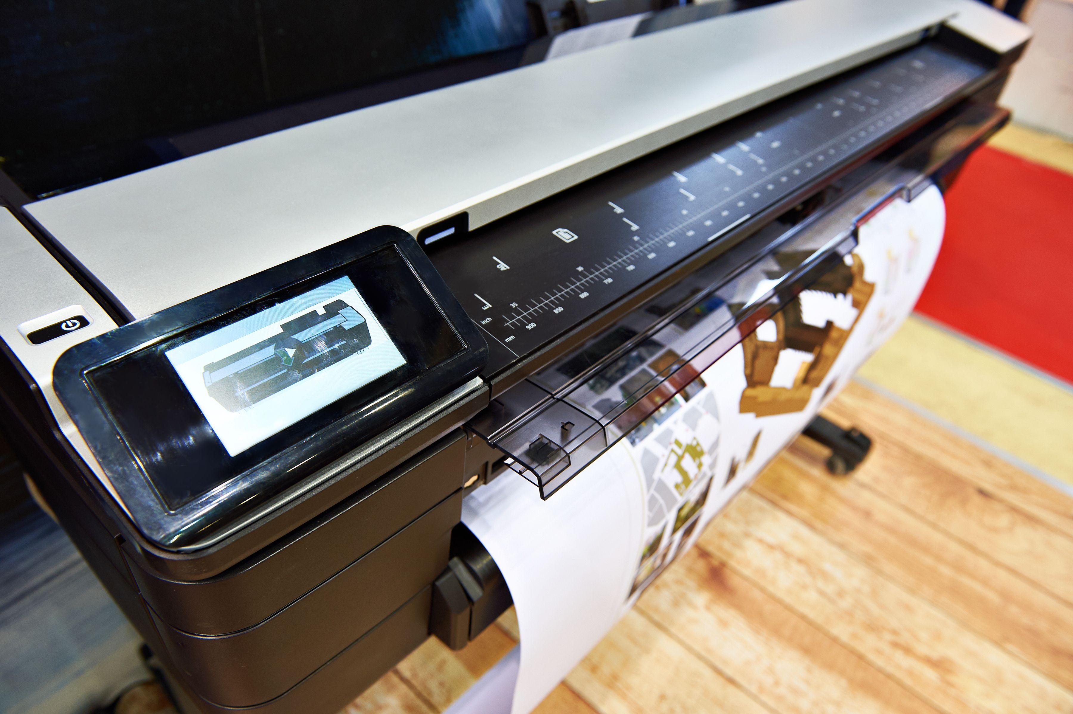 Impresión en gran formato: Servicios de Gráficas Multicopy