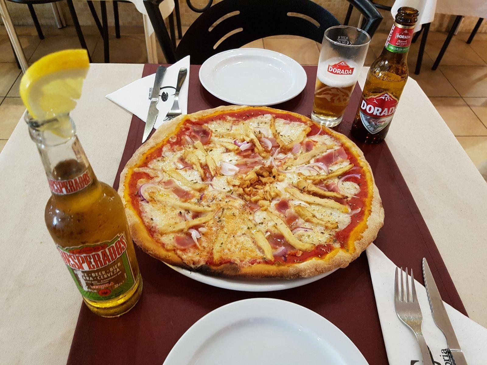 Pizzeria italiana en Las Palmas de Gran Canaria