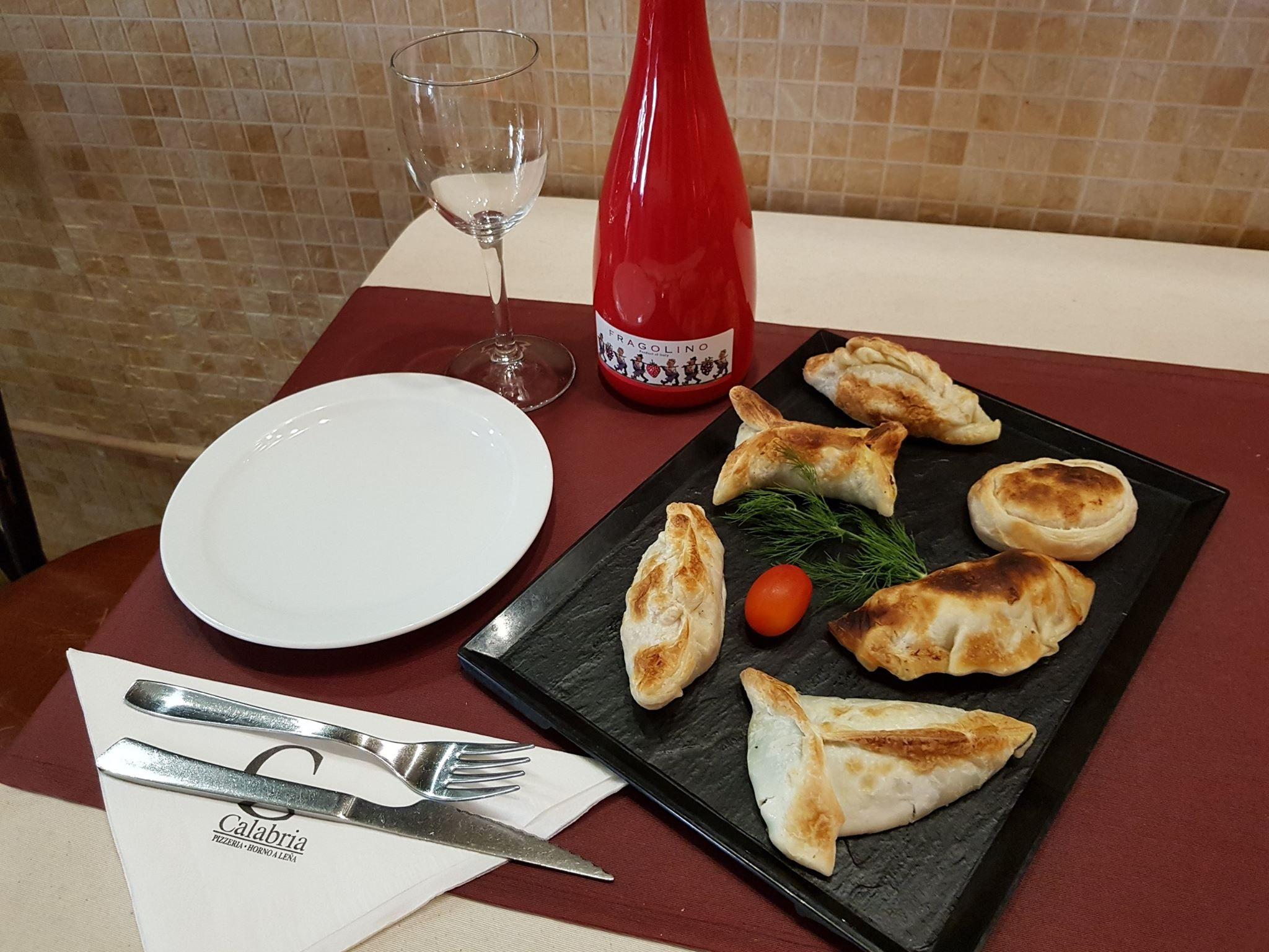 Ricas empanadas argentinas
