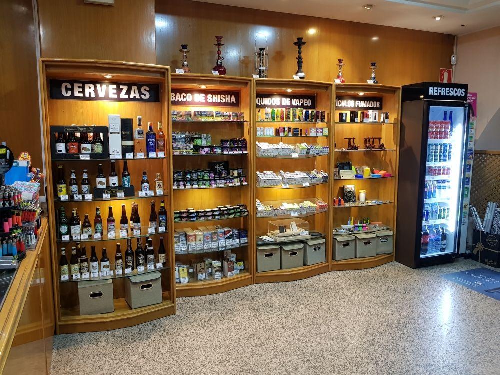 Instalacion de máquinas de tabaco en Pozuelo de Alarcón