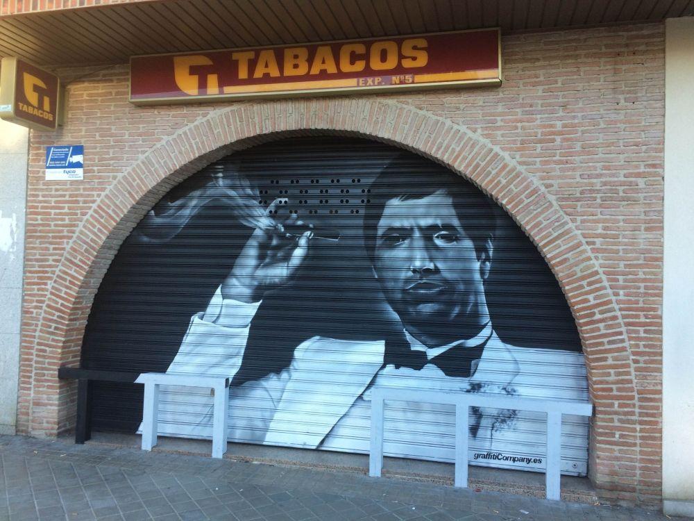 Artículos para el fumador en Pozuelo de Alarcón