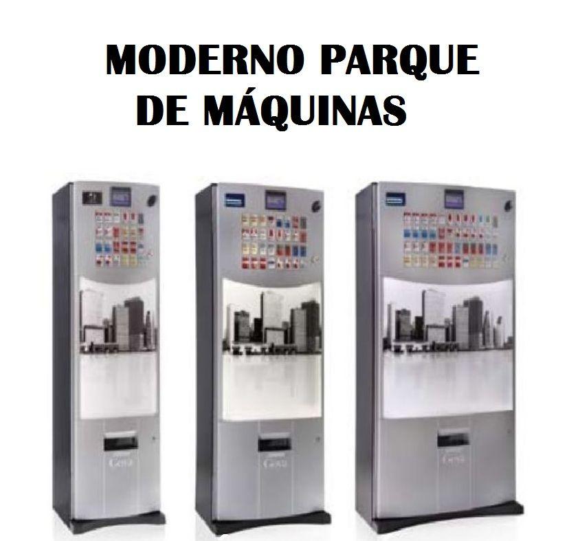 Máquinas de vending: Productos y servicios de Estanco Pozuelo de Alarcón Nº 5
