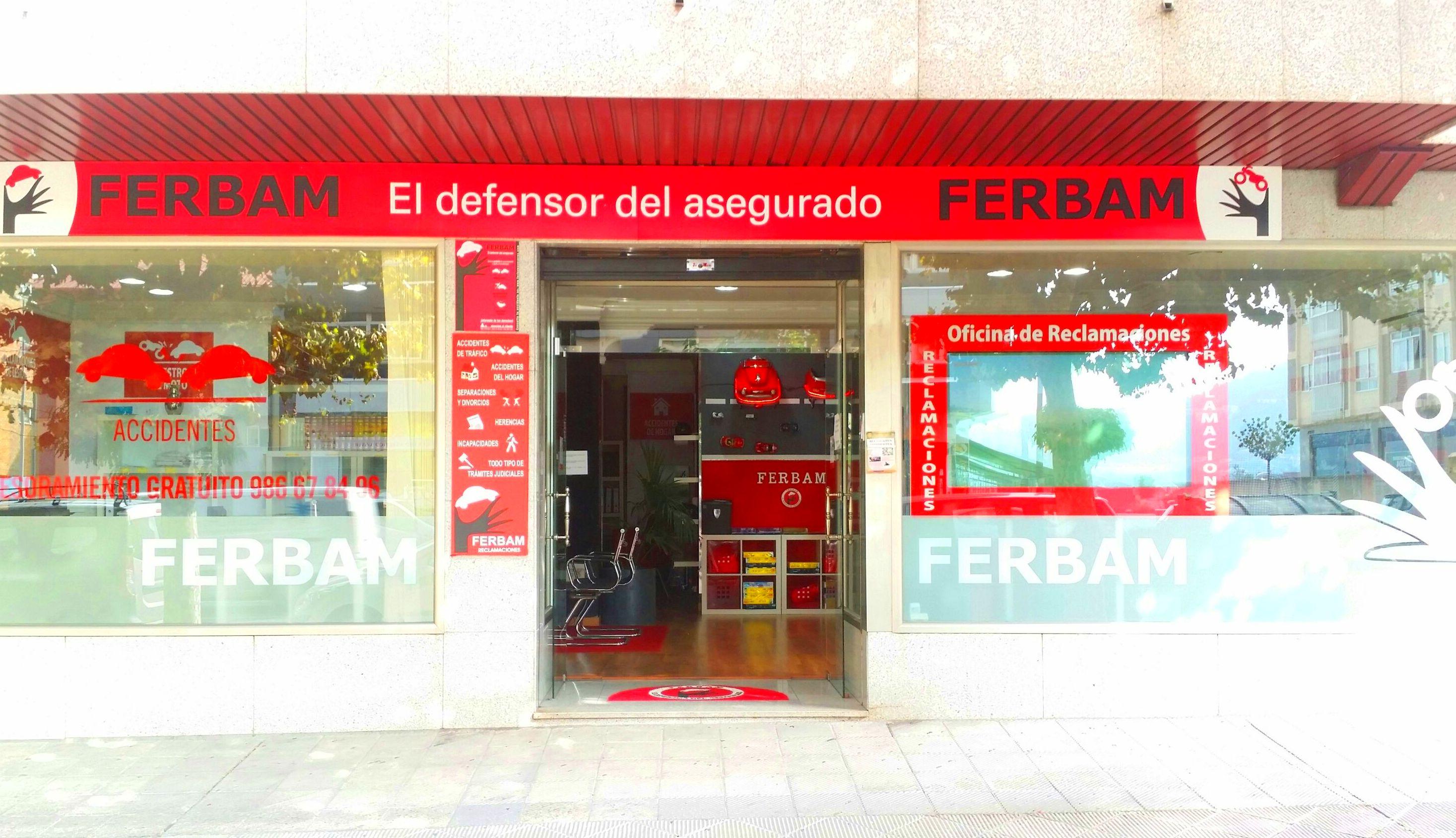 Foto 7 de Despacho de abogados especializado en indemnizaciones y reclamaciones en Vigo | Ferbam Reclamaciones